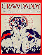 Crawdaddy Issue 20 Magazine