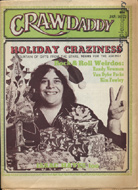 Crawdaddy January 1972 Magazine