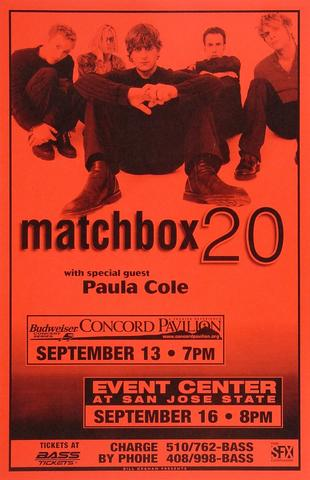 Matchbox TwentyPoster