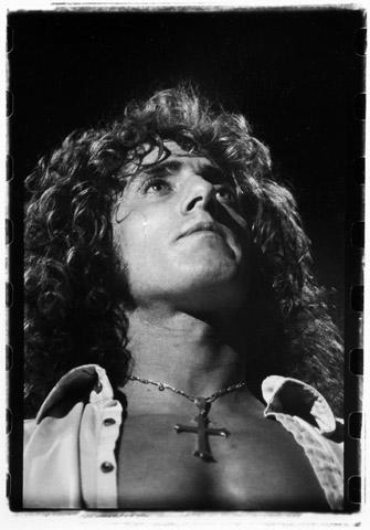 Roger DaltreyFine Art Print