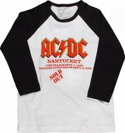 AC/DC Kid's Retro T-Shirt