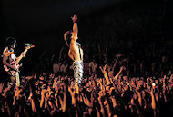 David Lee Roth BG Archives Print