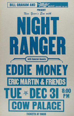 Night Ranger Poster