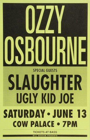 Ozzy OsbournePoster