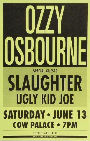 Ozzy OsbournePoster