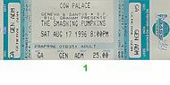 The Smashing Pumpkins1990s Ticket