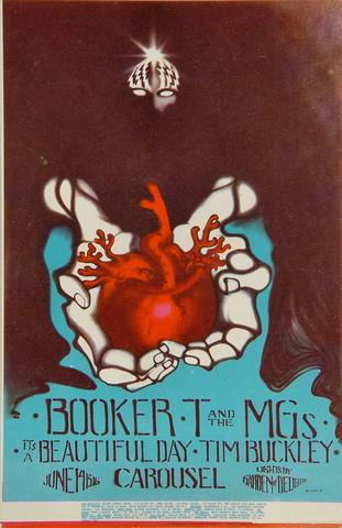 Booker T. &amp; the MG'sHandbill