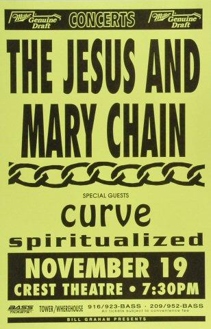 The Jesus &amp; Mary ChainPoster