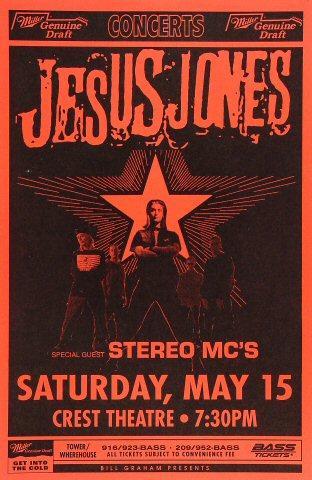 Jesus Jones Poster