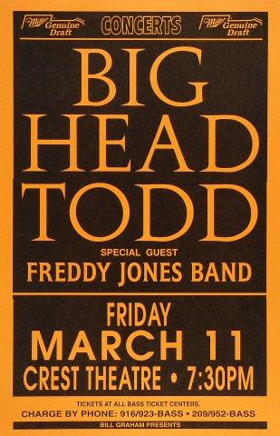 Big Head Todd &amp; The MonstersPoster