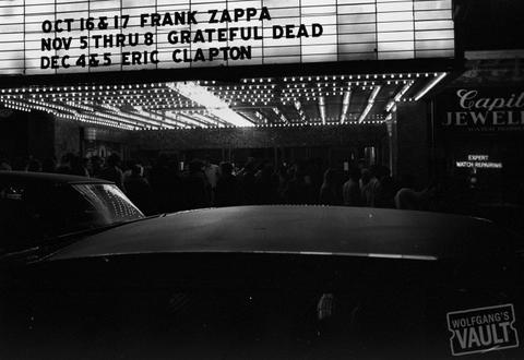 Frank ZappaFine Art Print