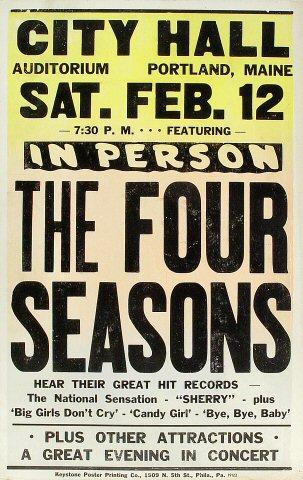 The Four Seasons Poster