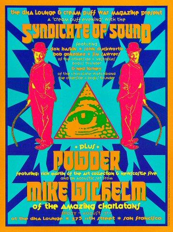 The Syndicate of Sound Poster
