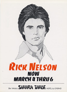 Rick NelsonPostcard