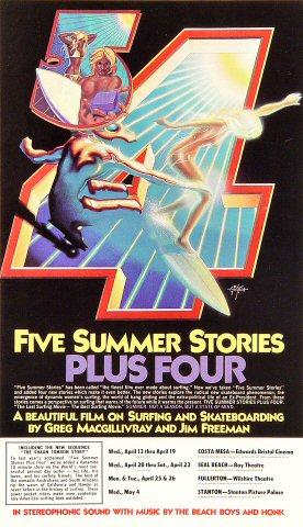 Five Summer Stories Plus Four Handbill