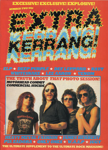 Extra Kerrang! Issue 2 Magazine