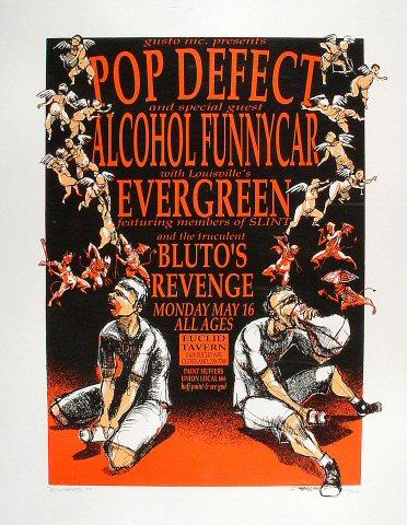 Pop Defect Poster