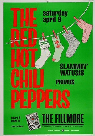 Red Hot Chili Peppers Proof