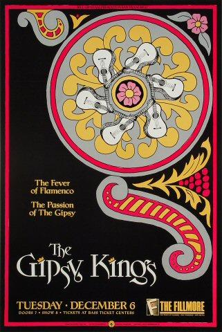 Gipsy Kings Poster