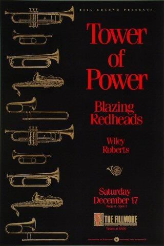 Tower of Power Poster