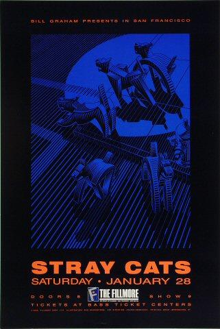 Stray CatsPoster