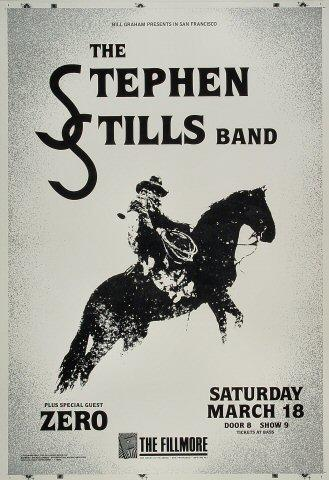 The Stephen Stills Band Proof