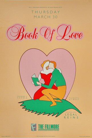 Book of LovePoster