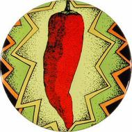 Red Hot Chili PeppersRetro Pin