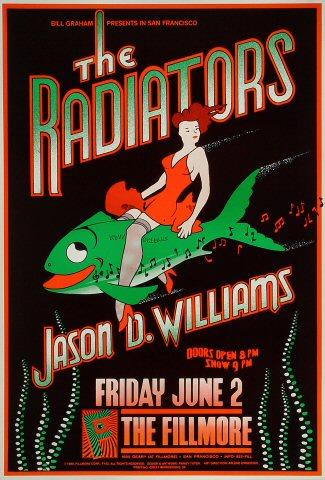 The Radiators Poster