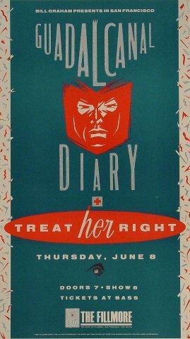 Guadalcanal Diary Poster