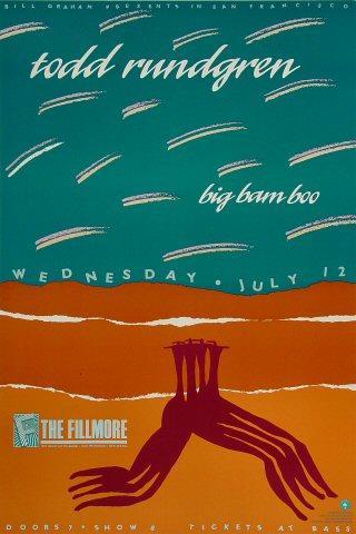 Todd Rundgren Poster