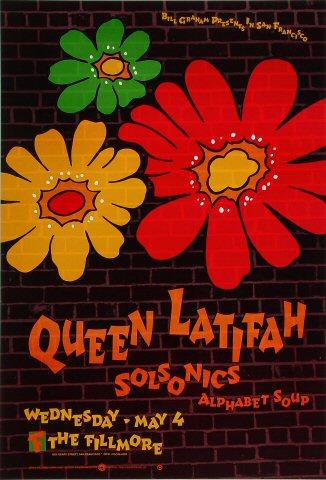 Queen Latifah Poster