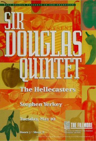 The Sir Douglas QuintetPoster