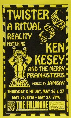 Ken KeseyPoster