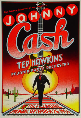 Johnny CashPoster