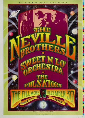 The Neville Brothers Proof