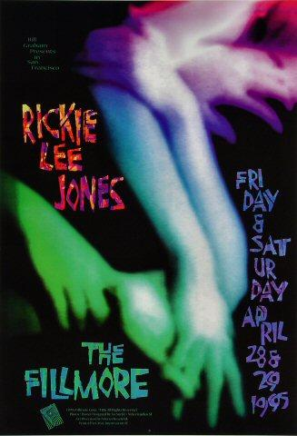 Rickie Lee JonesPoster