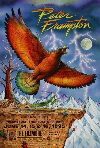Peter FramptonPoster
