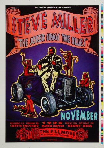 Steve MillerProof