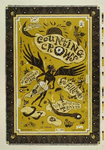 Counting Crows Proof