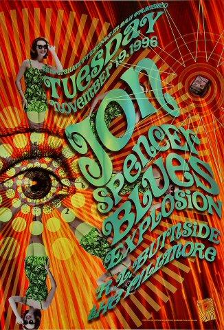 The Jon Spencer Blues ExplosionPoster