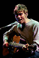 Damon AlbarnBG Archives Print