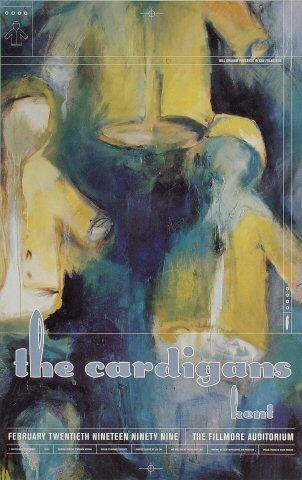 The Cardigans Poster