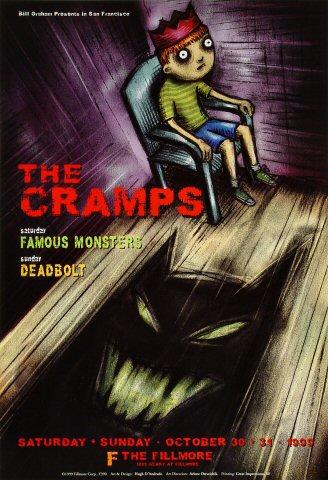 The CrampsPoster