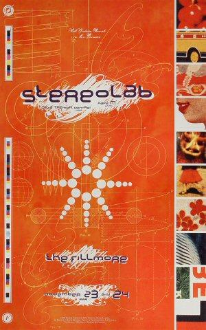 StereolabPoster