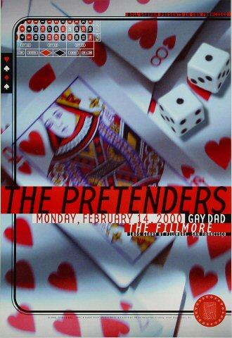The PretendersPoster