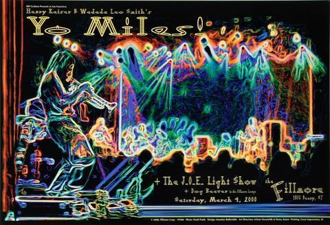 Yo Miles! Poster