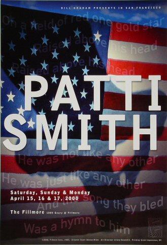 Patti SmithPoster