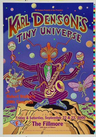 Karl Denson's Tiny UniverseProof