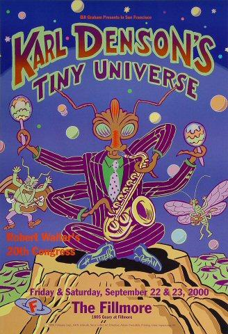 Karl Denson's Tiny UniversePoster